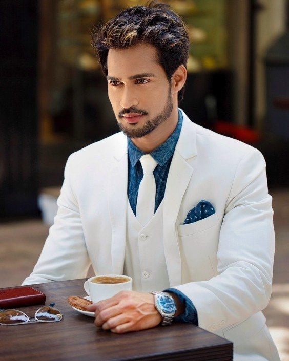 Farhan Khan - Model and Actor